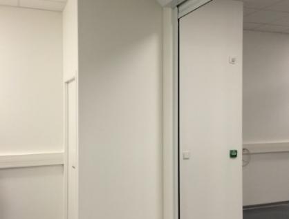 Pose de rideau et d'un boitier d'ouverture avec code (91) Essonne